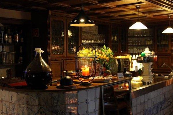 Landhotel Zur Gronenburg - фото 16