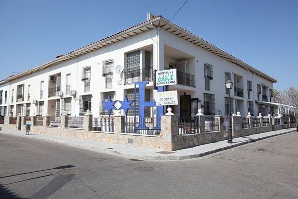 Hostal El Rocio - фото 16