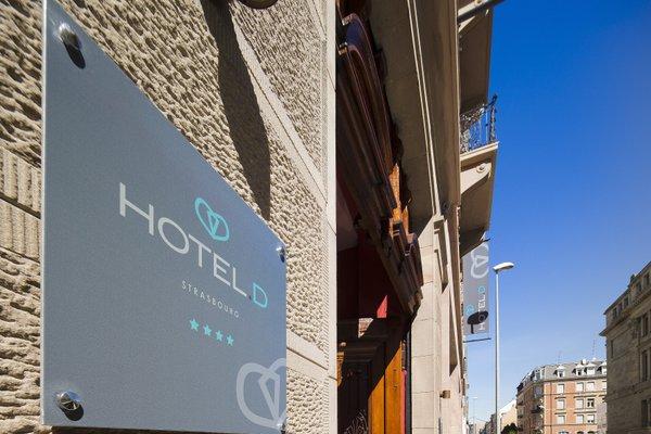 Hotel D - Strasbourg - 21
