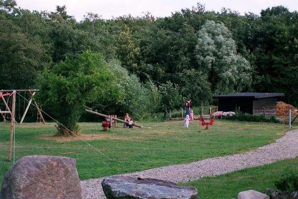 Ferienanlage Gutshaus Gramkow - 18