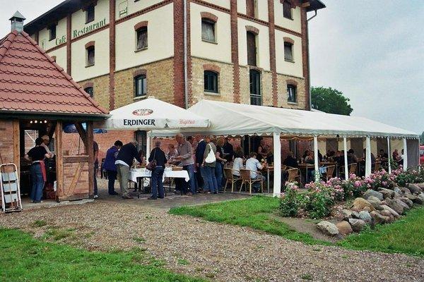 Ferienanlage Gutshaus Gramkow - 19