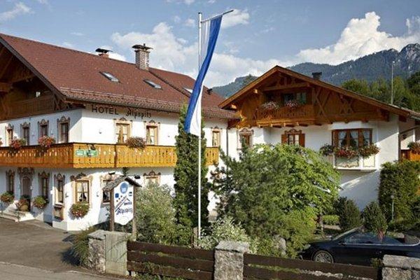 Hotel Garni Alpspitz - фото 20