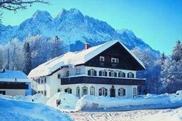 Hotel Garni Alpspitz - фото 22
