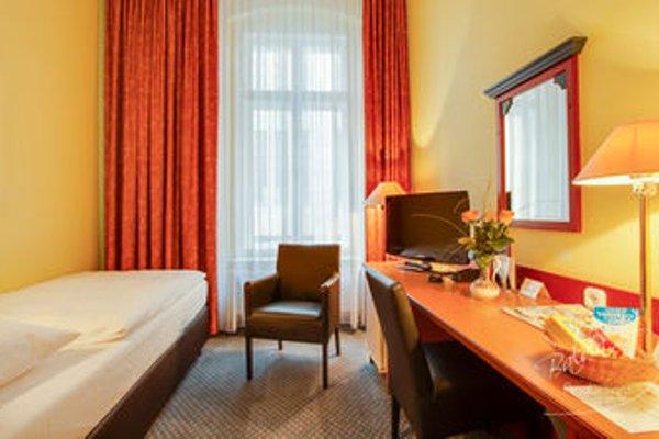 Akzent Hotel Am Goldenen Strauss - фото 47