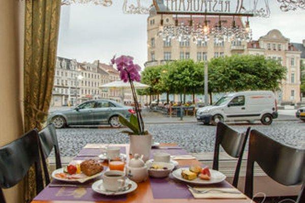 Akzent Hotel Am Goldenen Strauss - фото 11