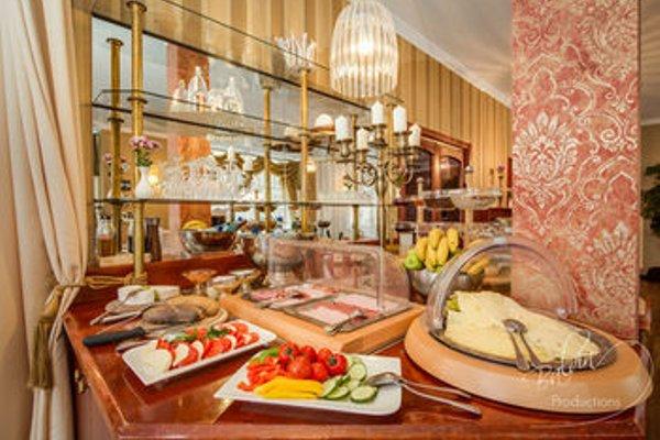 Akzent Hotel Am Goldenen Strauss - фото 12