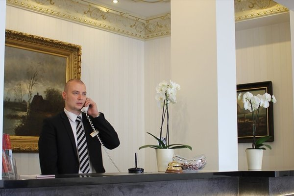 Akzent Hotel Am Goldenen Strauss - фото 13
