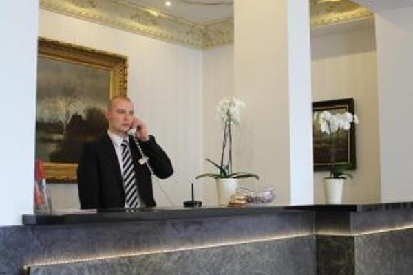 Akzent Hotel Am Goldenen Strauss - фото 14