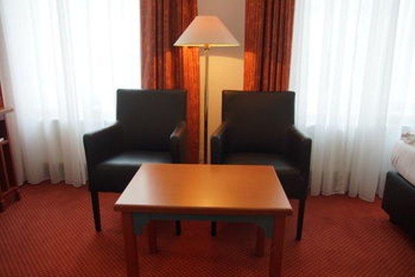 Akzent Hotel Am Goldenen Strauss - фото 15