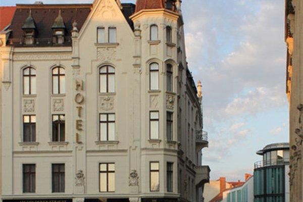 Akzent Hotel Am Goldenen Strauss - фото 21