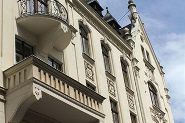 Akzent Hotel Am Goldenen Strauss - фото 22