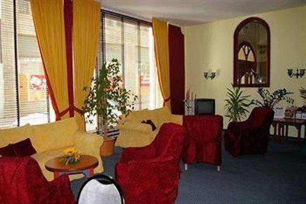 Akzent Hotel Am Goldenen Strauss - фото 6