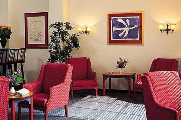 Akzent Hotel Am Goldenen Strauss - фото 7