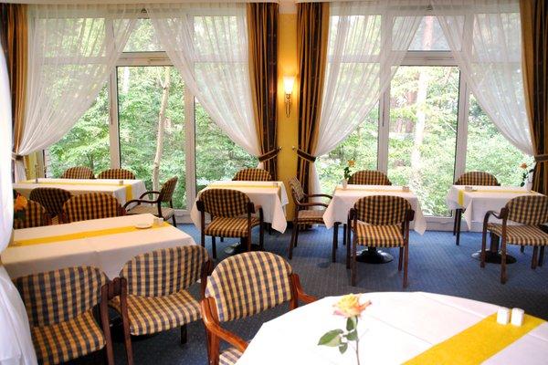 Bel Air Strandhotel Glowe - 11