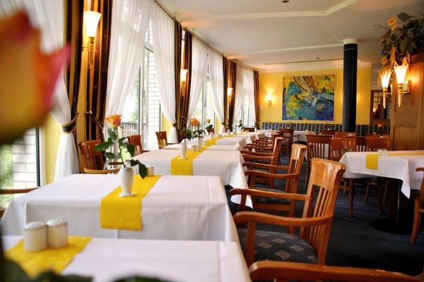 Bel Air Strandhotel Glowe - 13