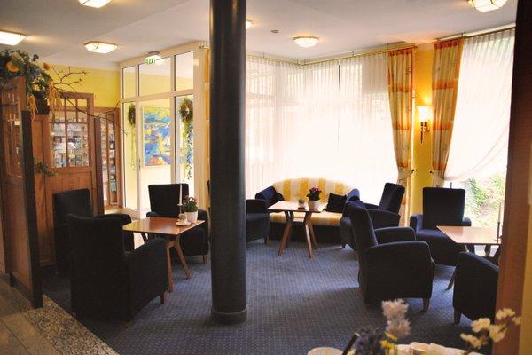 Bel Air Strandhotel Glowe - 7