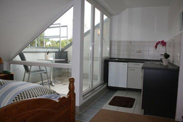 Hotel und Appartementhaus Rheden - фото 13