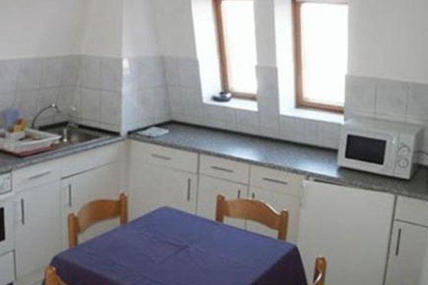 Hotel und Appartementhaus Rheden - фото 15