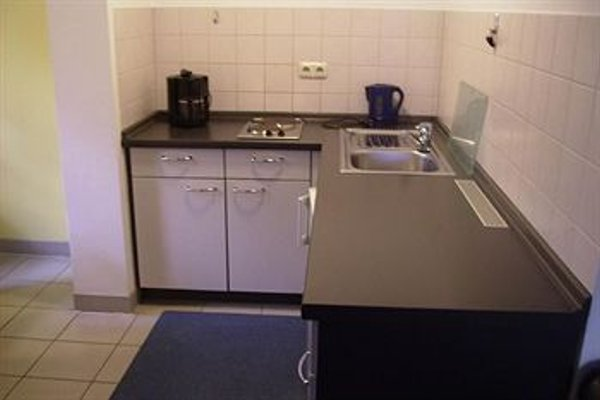 Hotel und Appartementhaus Rheden - фото 17