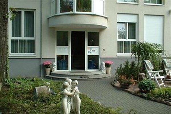 Hotel und Appartementhaus Rheden - фото 21