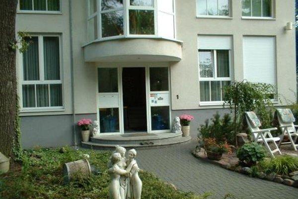 Hotel und Appartementhaus Rheden - фото 22