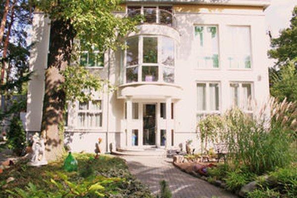 Hotel und Appartementhaus Rheden - фото 23