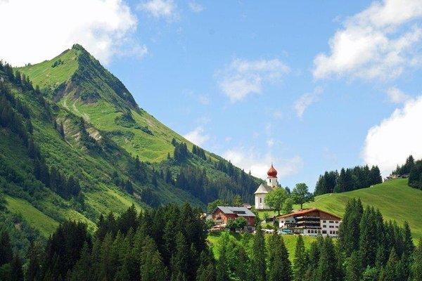 Alpenhotel Mittagspitze - фото 21