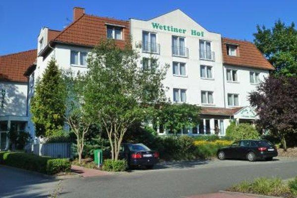 Meister BAR HOTEL Wettiner Hof - фото 23