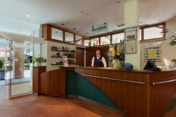 Morada Hotel Gifhorn - фото 14
