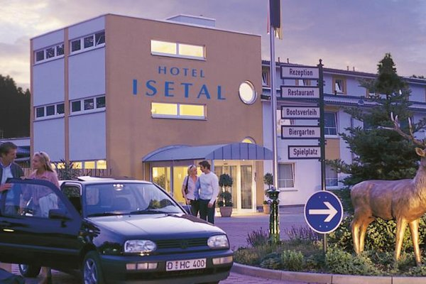 Morada Hotel Isetal - фото 21