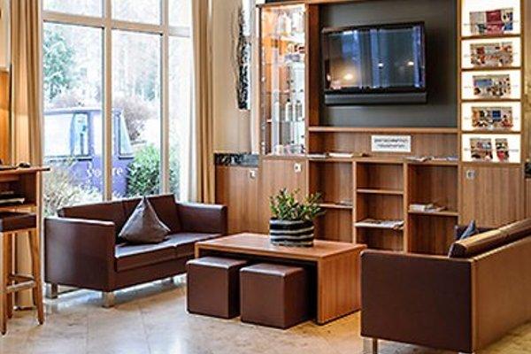 Mercure Hotel Stuttgart Gerlingen - фото 5