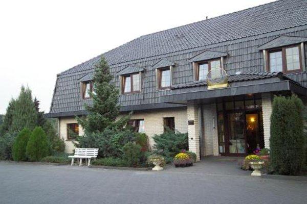 Hotel Landhaus Geliti - фото 18