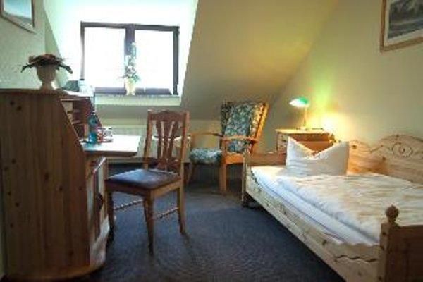 Hotel Landhaus Geliti - фото 7