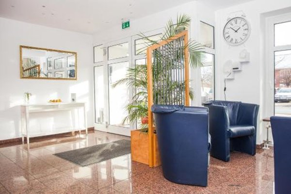 Hotel Stadt Gehrden - фото 14
