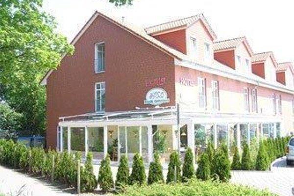 Hotel Stadt Gehrden - фото 22