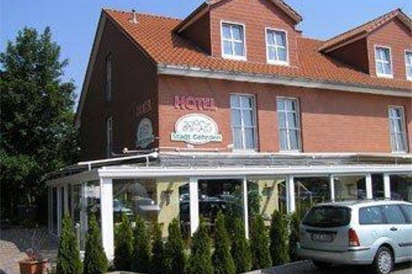 Hotel Stadt Gehrden - фото 23