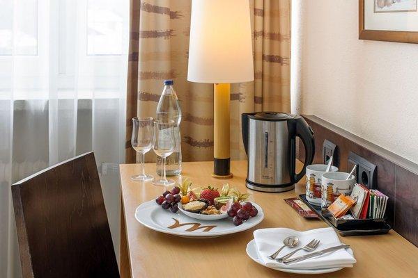 Mercure Hotel Garmisch Partenkirchen - фото 11