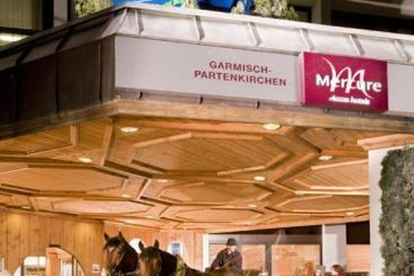 Mercure Hotel Garmisch Partenkirchen - фото 21