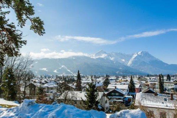 Mercure Hotel Garmisch Partenkirchen - фото 22