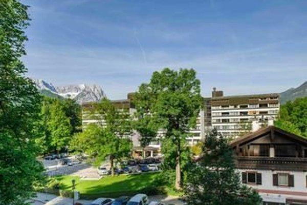 Mercure Hotel Garmisch Partenkirchen - фото 23