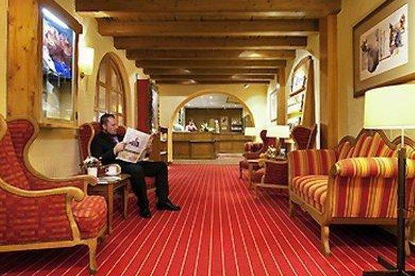 Mercure Hotel Garmisch Partenkirchen - фото 7