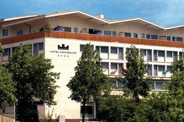 Hotel Konigshof - фото 22