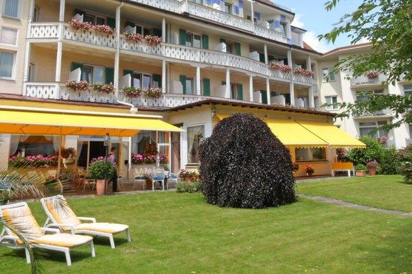 Wittelsbacher Hof Swiss Quality Hotel - фото 22