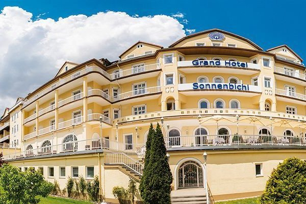 Grand Hotel Sonnenbichl - фото 22
