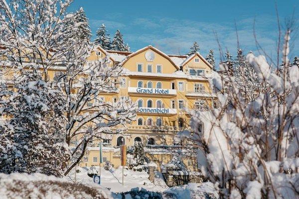 Grand Hotel Sonnenbichl - фото 23