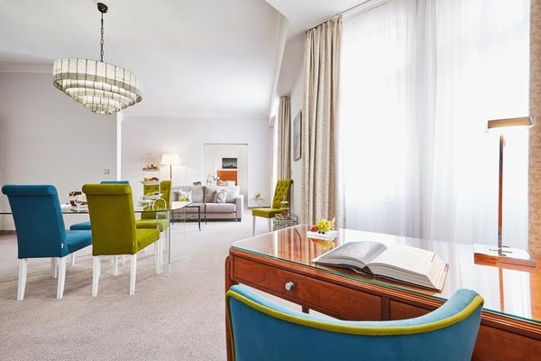 Grand Hotel Sonnenbichl - фото 3