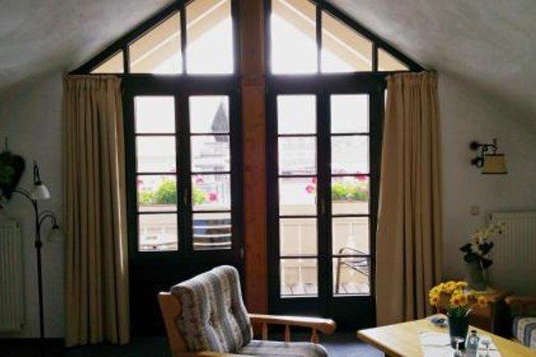 Hotel Drei Mohren - фото 15