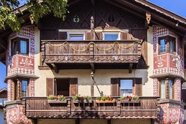 Haus Hohenzollern Hotel Garni - фото 21