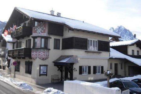 Haus Hohenzollern Hotel Garni - фото 23