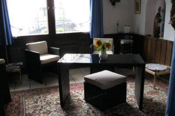 Haus Hohenzollern Hotel Garni - фото 8